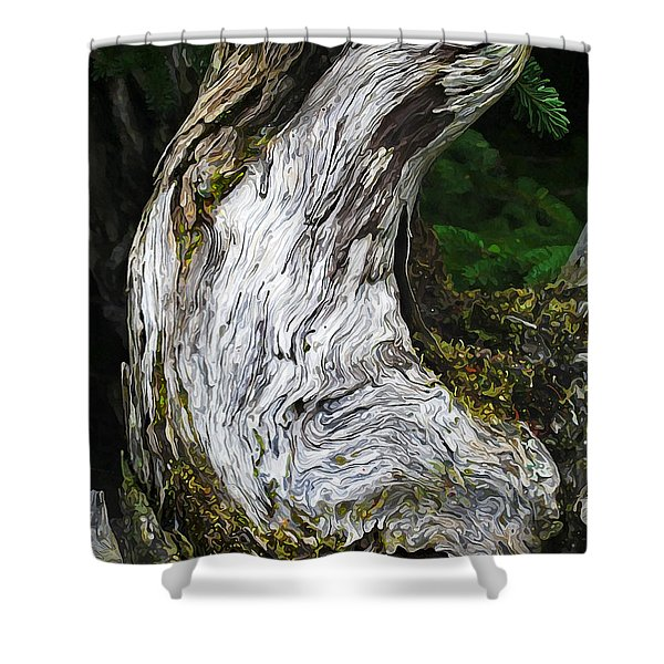 Cycle of Life Shower Curtain by Bill Caldwell -        ABeautifulSky Photography