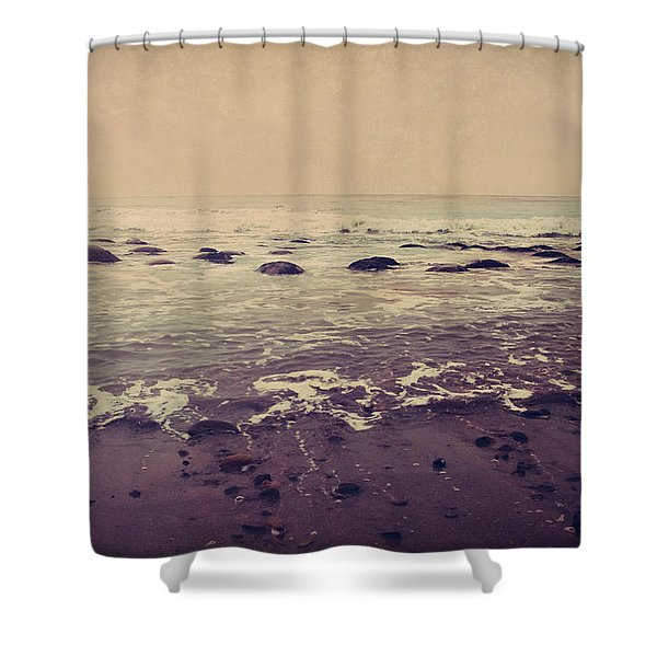 Destined to Be Shower Curtain by Laurie Search