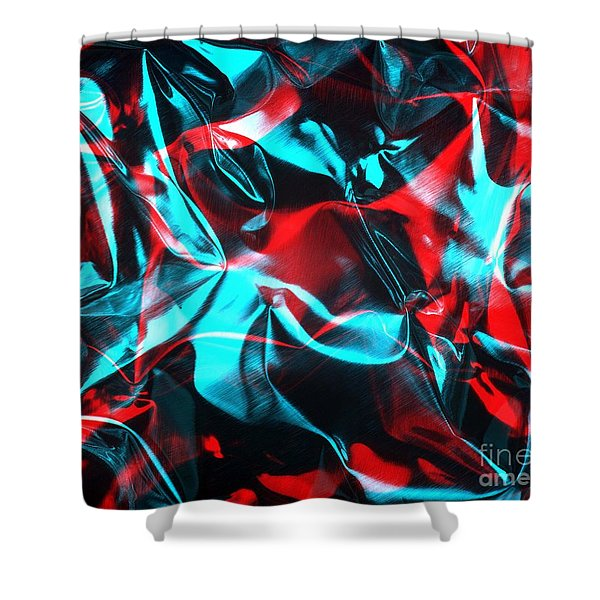 Digital Art-a28 Shower Curtain by Gary Gingrich Galleries