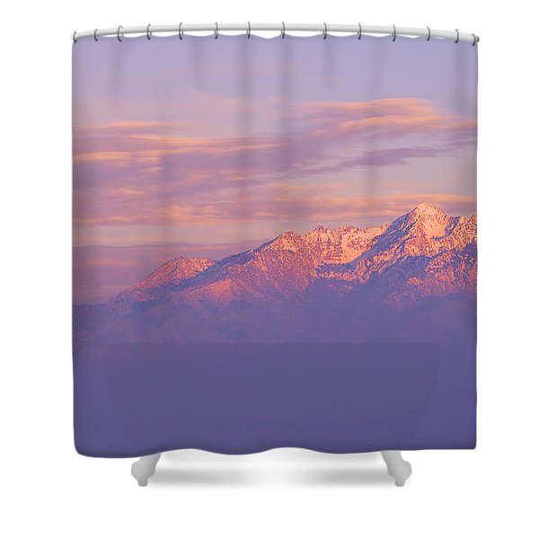 Dreams Shower Curtain by Chad Dutson