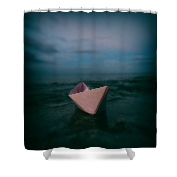 dreams Shower Curtain by Stylianos Kleanthous