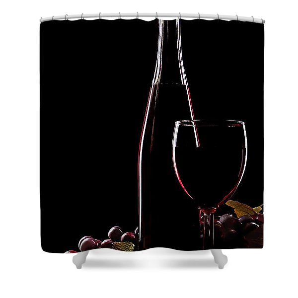 Elegance Shower Curtain by Marcia Colelli