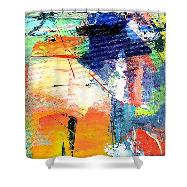 Epiphany Shower Curtain by Ana Maria Edulescu