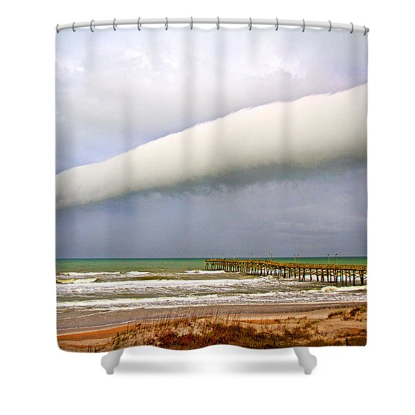 Formative Moments Shower Curtain by Betsy C  Knapp