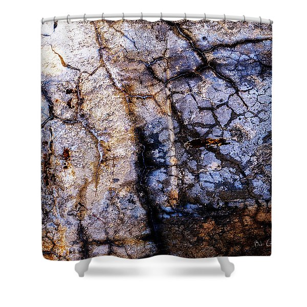 Foundation One Shower Curtain by Bob Orsillo