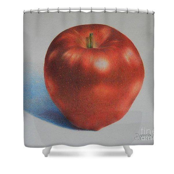 Gala Shower Curtain by Pamela Clements