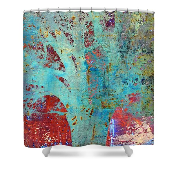 Havana Oak Shower Curtain by Jan Amiss Photography