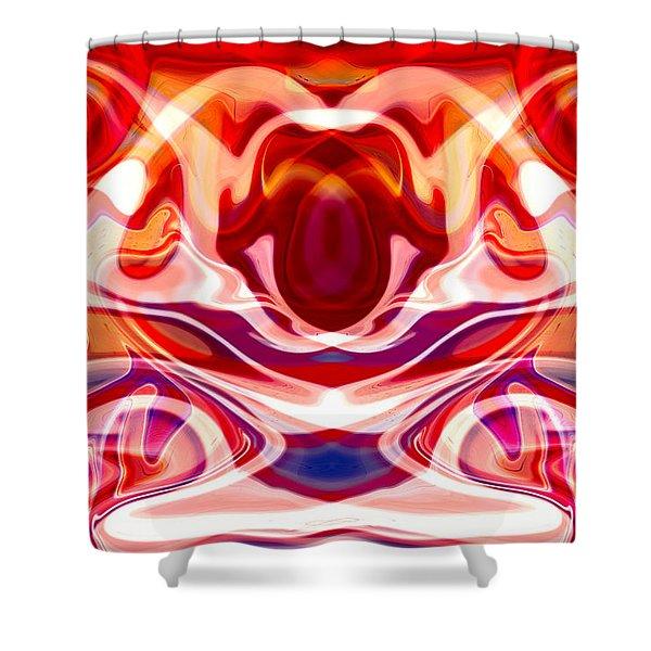 Hypnotoad Shower Curtain by Omaste Witkowski