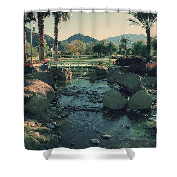 I'll Never Say Goodbye Shower Curtain by Laurie Search