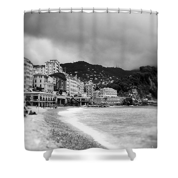 In a dream.... Shower Curtain by Ivy Ho