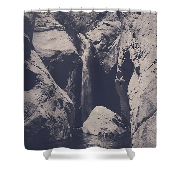 In My Lifetime Shower Curtain by Laurie Search