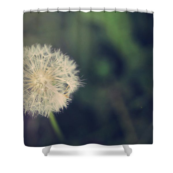 In the Afterglow Shower Curtain by Laurie Search