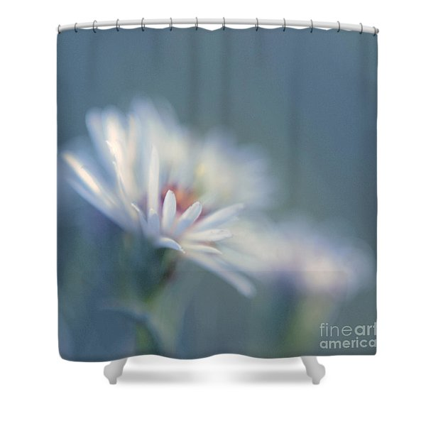 Innocence 03c Shower Curtain by Variance Collections