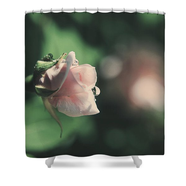 It'll Be Alright Shower Curtain by Laurie Search