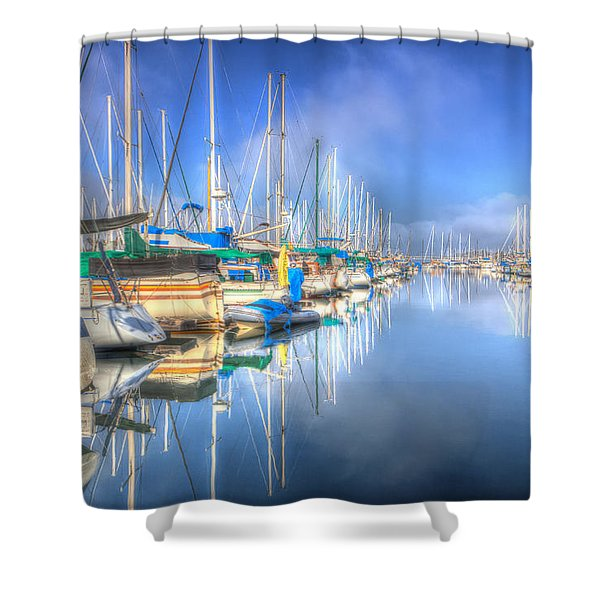 Just Dreamy Shower Curtain by Heidi Smith