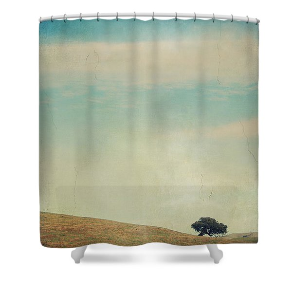 Love Your Own Company Shower Curtain by Laurie Search