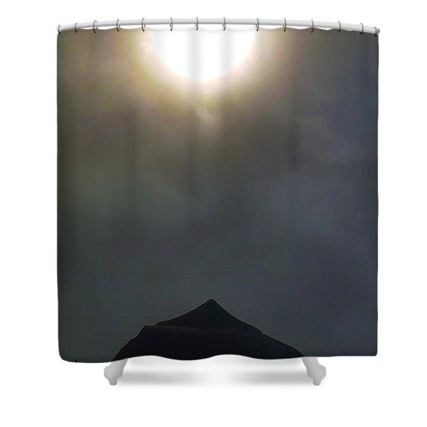 Machu Picchu Peru 3 Shower Curtain by Xueling Zou
