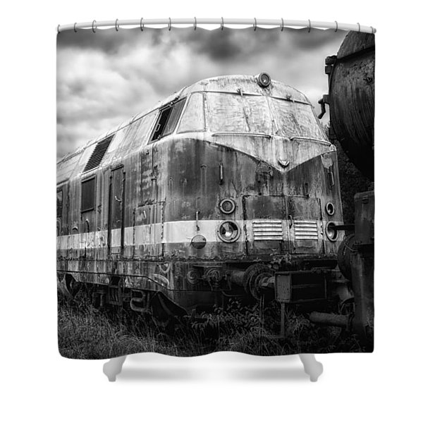Memories of Distant Travels Shower Curtain by Mountain Dreams