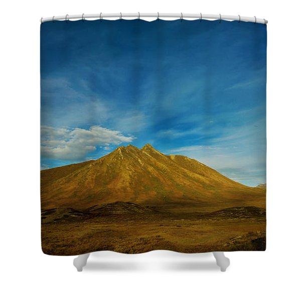 Morning Light  Shower Curtain by Priska Wettstein