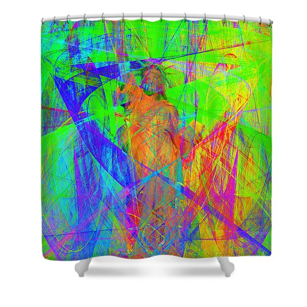 Mother of Exiles 20130618m120 Shower Curtain by Wingsdomain Art and Photography