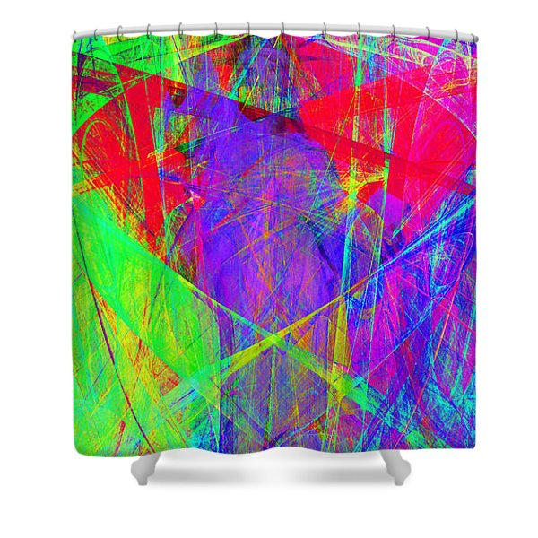 Mother of Exiles 20130618p120 Long Shower Curtain by Wingsdomain Art and Photography