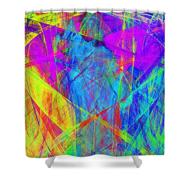 Mother Of Exiles 20130618p60 Long Shower Curtain by Wingsdomain Art and Photography
