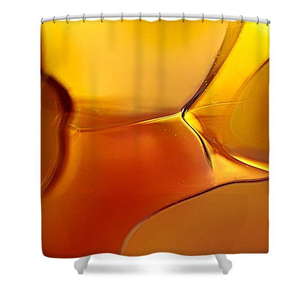 Movement Shower Curtain by Omaste Witkowski