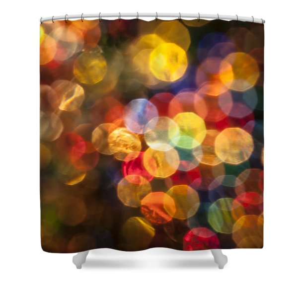 Mulled Wine Shower Curtain by Jan Bickerton