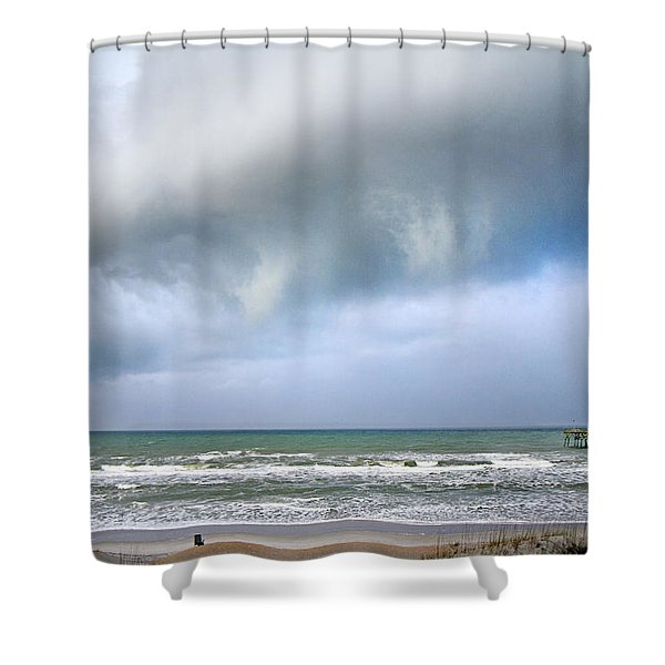 Nature at its Best Shower Curtain by Betsy C  Knapp