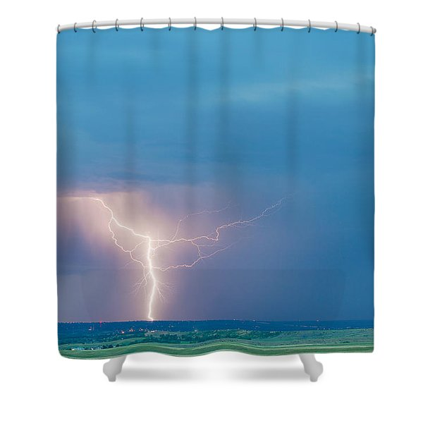 Natures Avenging Spirit  Shower Curtain by James BO  Insogna