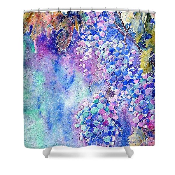 Nectar Of Nature Shower Curtain by Zaira Dzhaubaeva