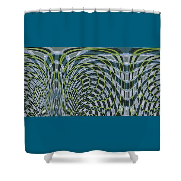 Ocean Dream Shower Curtain by Ben and Raisa Gertsberg