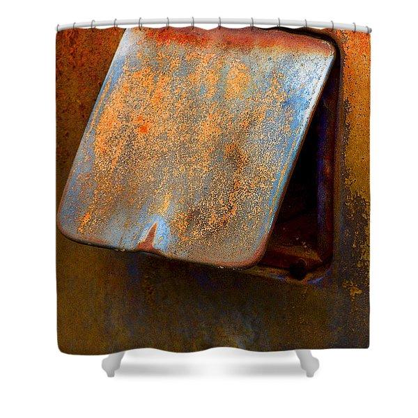 Open Cap Shower Curtain by Jean Noren