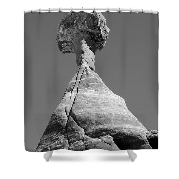 Paria Utah II Shower Curtain by Dave Gordon