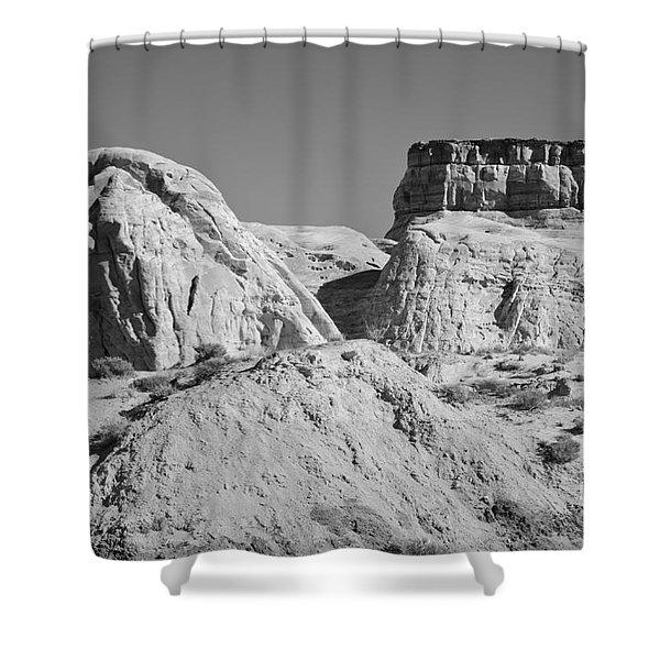 Paria Utah VI Shower Curtain by David Gordon