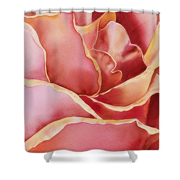 Petals Petals III Shower Curtain by Irina Sztukowski