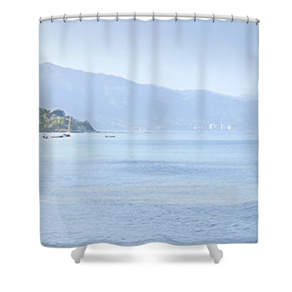 Puerto Vallarta beach in Mexico Shower Curtain by Elena Elisseeva