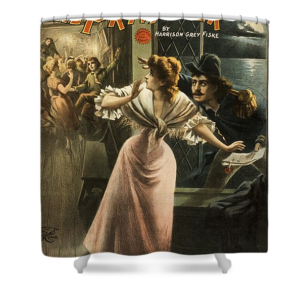 Quick here is the paper Shower Curtain by Aged Pixel