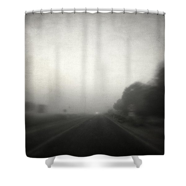 Real Shower Curtain by Taylan Soyturk