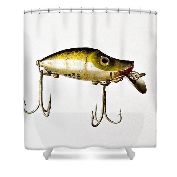River Runt Shower Curtain by Scott Pellegrin