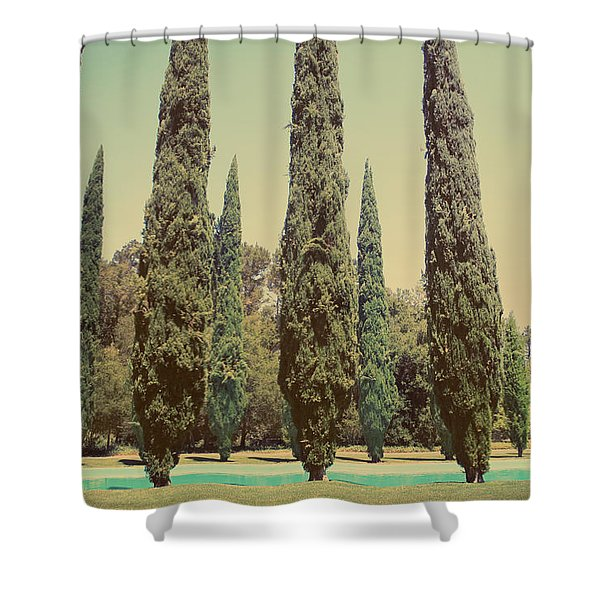 Some Of Your Attention Shower Curtain by Laurie Search