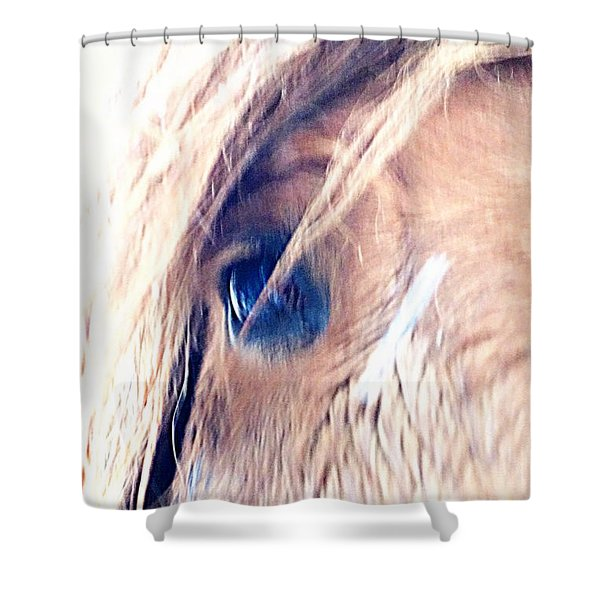 soul mate Shower Curtain by Hilde Widerberg