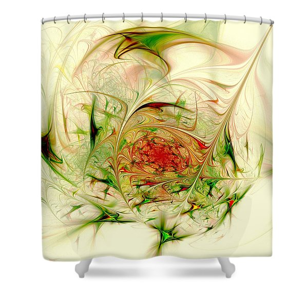 Special Place Shower Curtain by Anastasiya Malakhova