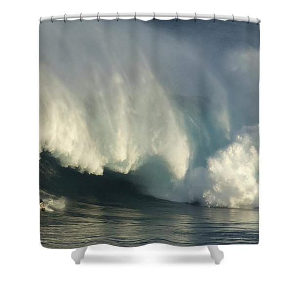 Storm Front Shower Curtain by Bob Christopher