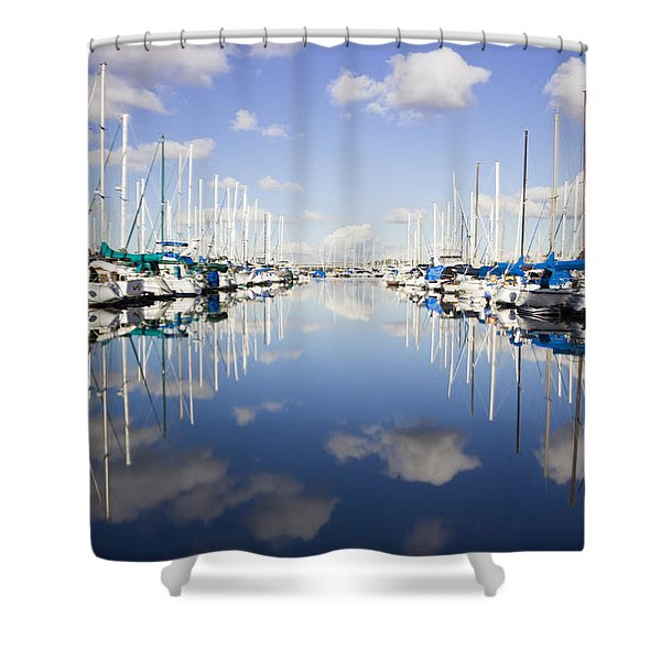 Surreal  Shower Curtain by Heidi Smith