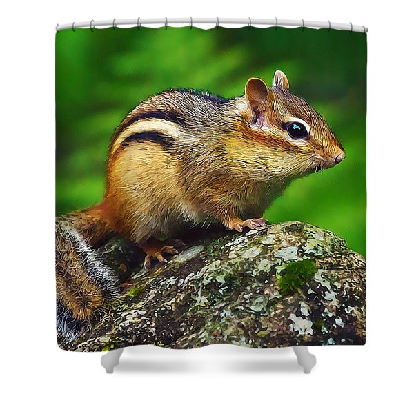 Sweetpea Poses Shower Curtain by Bill Caldwell -        ABeautifulSky Photography
