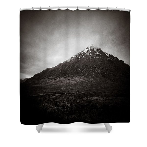 The Beuckle 2 Shower Curtain by Dave Bowman