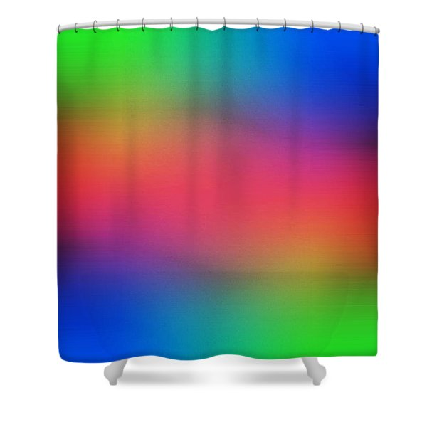 the Shower Curtain by Revad David Riley
