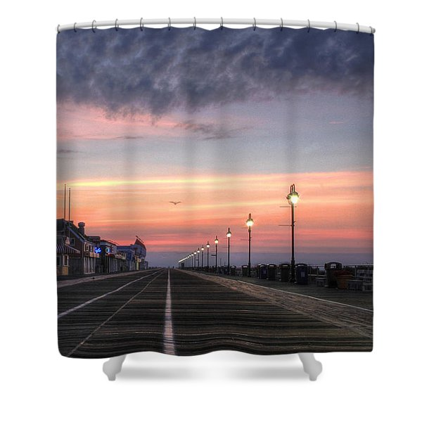 The Way I Like It Shower Curtain by Lori Deiter