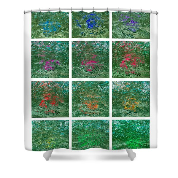 Through The Ice Age And Global Warming To The Green World - Featured 3 Shower Curtain by Alexander Senin